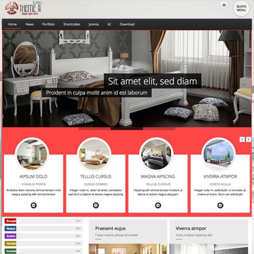 TC Theme 11 Joomla Template