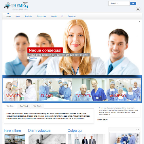 TC Theme 14 Joomla Template