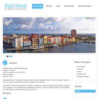Apicloud Joomla Template