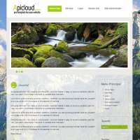 Apicloud Nature Joomla Template
