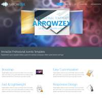 Arrowzex Joomla Template
