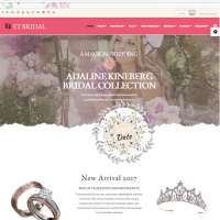 Bridal Joomla Template