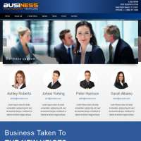 Business 2 Joomla Template