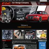 Car Design Joomla Template