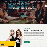 Casino Joomla Template