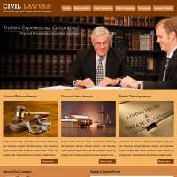 Civil Lawyer Joomla Template