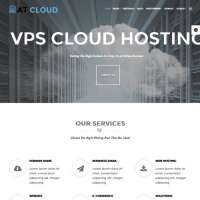Cloud Joomla Template