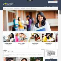 Cooltra Joomla Template