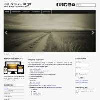 Countryside3r Joomla Template