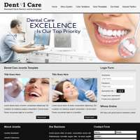 Dental Care Joomla Template