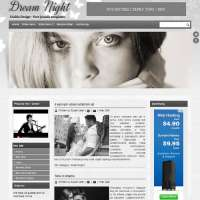 Dream Night Joomla Template