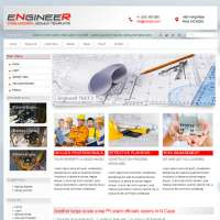 Engineer 2 Joomla Template