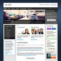 Epic 2 Joomla Template