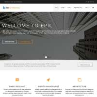Epic Joomla Template