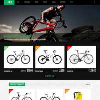 Force 2 Joomla Template
