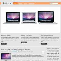 Future Joomla Template