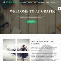 Grafik Joomla Template
