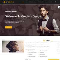 Graphic Joomla Template