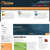 Grizlow Joomla Template
