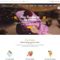 IceCream Joomla Template