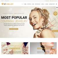 Jewellery Joomla Template