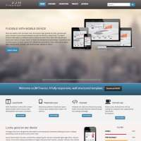 JM Finance Joomla Template