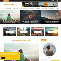 Journey Joomla Template