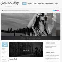 Journey Blog 2 Joomla Template