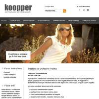 Koopper Joomla Template