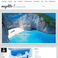 Mayolito Joomla Template