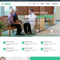 Medical Joomla Template