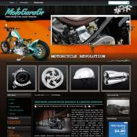 MotoGarage Joomla Template