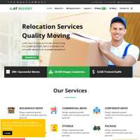 Movery Joomla Template