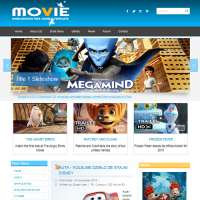 Movie Joomla Template
