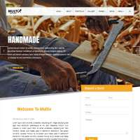 Multix Joomla Template