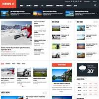 News II Joomla Template