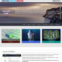 Orion Belt Joomla Template