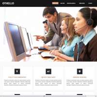 Othello Joomla Template