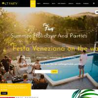 Party Joomla Template