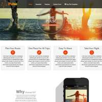 Pulse Joomla Template