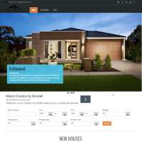 Real Estate Joomla Template