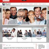 Salent Joomla Template