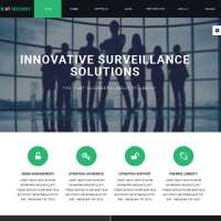 Secursy Joomla Template