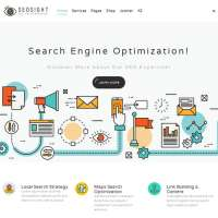 Seosight Joomla Template