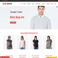 Shop Joomla Template