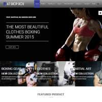 Shop Box Joomla Template
