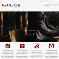 Small Business Joomla Template