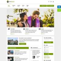 Solid 2 Joomla Template