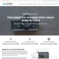 Stable Joomla Template
