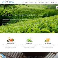 Tea Joomla Template